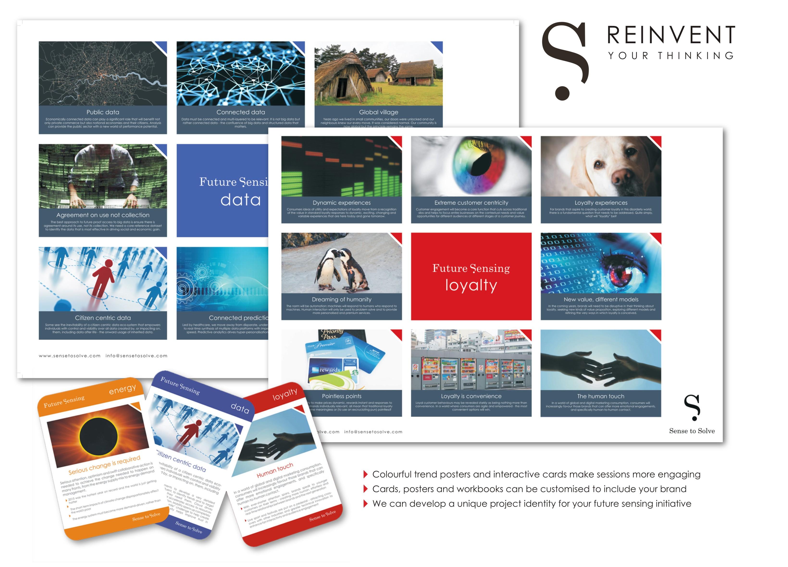 Sense To Solve - Future Sensing Tools