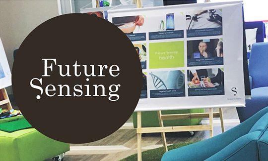 Sense To Solve - Future Sensing